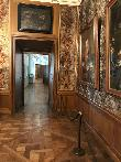 imagen de Pasillos interiores del Palacio de Moritzburgo.