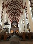 imagen de Interior de la Iglesia de Santo Tomás de Leipzig.