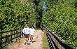 imagen de Vía Verde Carrilet I. Vía Verde accesible discapacitados Girona