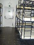 imagen de Una de las habitaciones accesibles de Scoutslokalen Haeidonck. Foto cedida por www.visitflanders.com/es