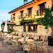 imagen de Terraza accesible Hotel Rural Villa Xarahiz