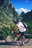 imagen de Vía Verde La Sierra. Vía verde accesible para discapacitados en Cádiz