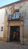 imagen de Fachada, Casa de Don Manolito, Villanueva de los Infantes, Ciudad Real.