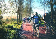 imagen de Vía verde accesible en Cantabria. Vía verde accesible discapacitados y silla de ruedas