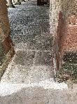 imagen de Zona de acceso al porche del Ayuntamiento