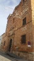 imagen de Fachada de la iglesia de San Agustín de Almagro, Ciudad Real.