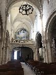 imagen de Vista de los techos y coro