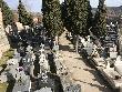 imagen de Vista panorámica de la parte baja del cementerio de Brihuega