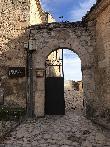 imagen de Puerta de acceso al cementerio de Brihuega