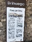 imagen de Panel informativo de la Plaza del Coso