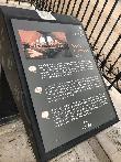 imagen de Panel informativo en braille en el exterior del edificio