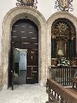 imagen de Puerta de acceso del museo accesible de Tapices de Pastrana