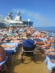 imagen de Terraza Crucero Oasis of the Seas.