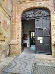 imagen de Acceso al monasterio. Sánta María la Real de Nájera.