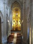 imagen de Iglesia del Monasterio de Santa María la Real en Nájera.