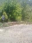 imagen de Aparcamiento con zona reservada para PMR. Oficina de turismo de Montañana, Huesca. Imagen cedida por el establecimiento.