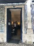 imagen de  Entrada accesible, Pastéis de Belém, Lisboa.