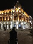 imagen de Vista nocturna del Palacio de la Asamblea, Ceuta.