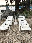 imagen de Tumbonas reservadas para personas con discapacidad.  Parque Marítimo del Mediterráneo, Ceuta