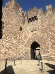 imagen de Acceso al Castillo de Javier.