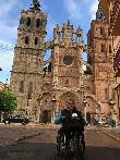 imagen de Fachada de la Catedral de Astorga.