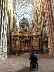 imagen de Retablo y altar mayor. Catedral de Astorga.