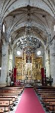 imagen de Interior Iglesia de la Asunción de Hellín.