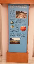 imagen de Panel informativo. Museo Comarcal de Hellín.