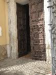 imagen de Puerta entrada iglesia. Santuario de Nuestra Señora de la Caridad, Illescas.