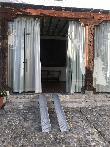 imagen de Rampa portátil para salvar escalones. Casa Cervantes, Esquivias.