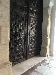 imagen de Otra entrada accesible de la iglesia San Juan Bautista de Ocaña.