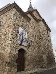imagen de Fachada de la iglesia San Juan Bautista de Ocaña.
