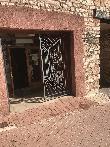 imagen de Entrada accesible al Centro de Interpretación de la Ganadería, Checa.