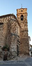imagen de Iglesia de Santa María. Ruta por Letur.
