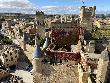 imagen de Panorámica de la Plaza Carlos III desde el Palacio Real