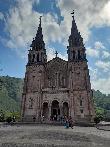 imagen de Basílica de Covadonga, Asturias.