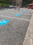 imagen de Plazas de aparcamiento reservadas para PMR.