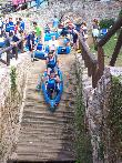 imagen de Acceso al rio descenso del Sella Adaptado