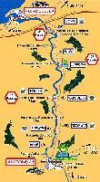 imagen de Mapa de la zona