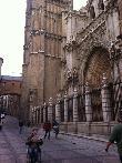 imagen de Exterior de la Catedral, calles llanas