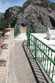imagen de Rampa de acceso a Mirador de Calcón
