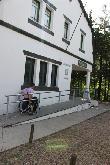imagen de Centro de Interpretación de Arguis accesible para personas con discapacidad