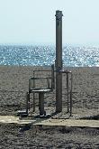 imagen de Ducha accesible en Playa La Romanilla