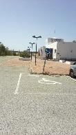 image of Parking accesible para personas con discapacidad