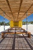 imagen de Caseta de servicios accesibles en Playa Talamanca. Ibiza