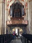 imagen de Órgano donde tocon Joan Sabastian Bach