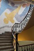 imagen de Pintura de figuras geométricas en Bauhaus