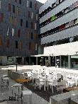 imagen de Terraza accesible en Hotel Blu Almansa