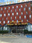 imagen de Fachada hotel Ciudad de Burgos