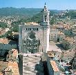 imagen de Vista exterior de la Catedral de Girona